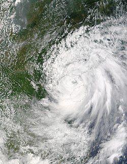 强台风科罗旺