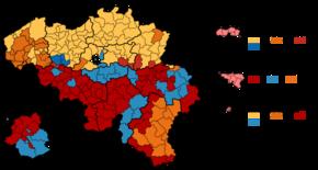 Belgian federal election 2010 map en nobackground.png