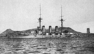Japanese cruiser Ibuki ca 1910.jpg