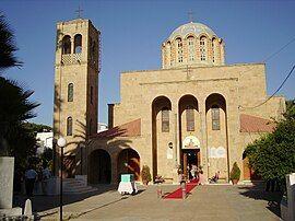 科斯岛上的主教座堂