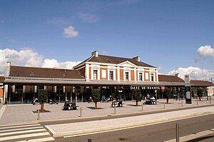 瓦讷站(2009年)