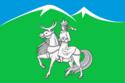 巴彦-泰加旗旗帜