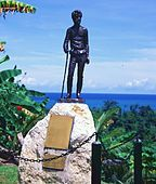 Monument to Miklouho-Maclay