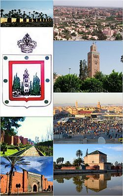 The City of Marrakech