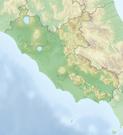 Properties of the Holy See is located in Lazio