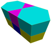Triangular-hexagonal prismatic honeycomb.png