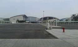 A carpark at Taipa Ferry Terminal.jpg