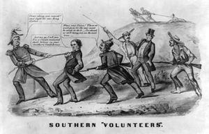 anti-conscription cartoon