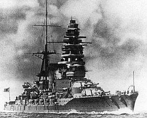 Japanese battleship Mutsu.jpg