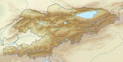 Bishkek is located in Kyrgyzstan