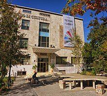 Tirana, National Library 2019.jpg