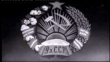 File:USSR republics coat of arms (wide is my motherland background).webm