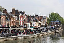 Quai Belu in Amiens