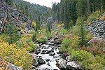 秋季的克鲁克德河