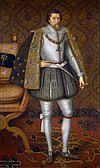 James I, by Paulus van Somer