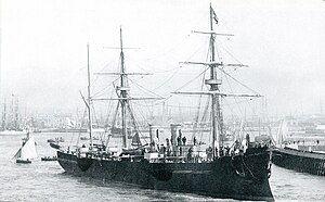 亩傍号防护巡洋舰