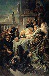 La muerte de Pietro Aretino, por Anselm Feuerbach.jpg