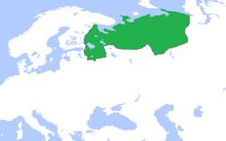 The Novgorod Republic c. 1400