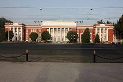 Tajik Parliament House, Dushanbe, Tajikistan.JPG