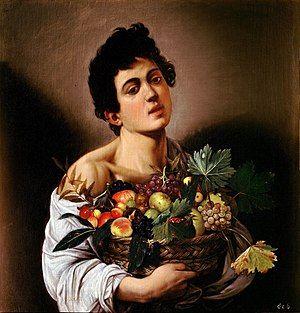 Boy with a Basket of Fruit-Caravaggio (1593).jpg