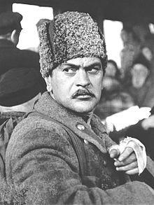 "Flickr - Ion Chibzii - The Moldavian actor Ion Ungureanu in a film ""Red storm"". Moldova-film 1971.jpg"