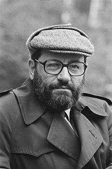 Italiaanse schrijver Umberto Eco, portret.jpg
