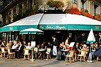 巴黎咖啡馆