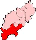 中德文位于德文郡的位置