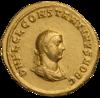 INC-2046-a Ауреус. Константин II. Ок. 337—340 гг. (аверс).png