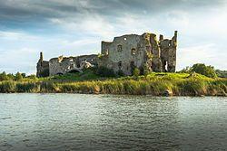 托尔塞城堡废墟