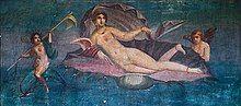 Aphrodite Anadyomene from Pompeii cropped.jpg