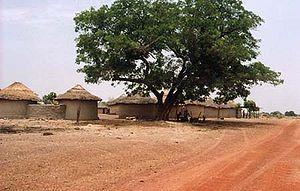 Guinea Siguiri village.jpg