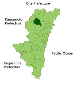 诸冢村位置图