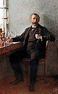 Engineer Alfred Nobel (1833-1896)