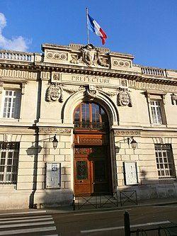 位于亚眠的省会大楼