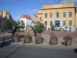 Koekelberg town hall