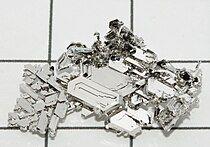 Image: Platinum crystals