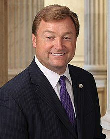 Dean Heller, official portrait, 114th Congress.jpg
