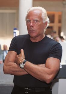 GianAngelo Pistoia - Giorgio Armani - Foto 1.tif
