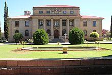 High Court, Bloemfontein, South Africa.JPG