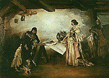 George of Poděbrady and Matthias Corvinus
