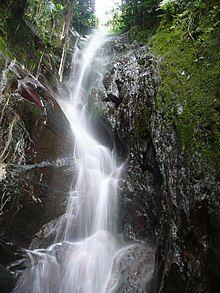 Waterfall in Venezuela.jpg
