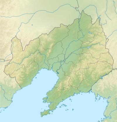 关东州赛马业在辽宁的位置