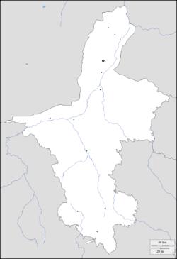 Yinchuan is located in Ningxia