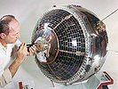 The Explorer 32 satellite