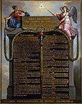 1789年法国《人权和公民权宣言》