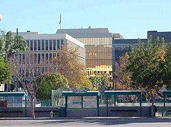 圣贝纳迪诺市中心