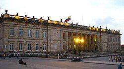 El Capitolio Nacional (Bogotá, Colombia) 1.jpg