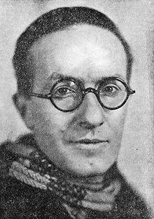 Portrait of Giraudoux in 1927