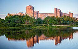 亨利七世的出生地——彭布罗克城堡
